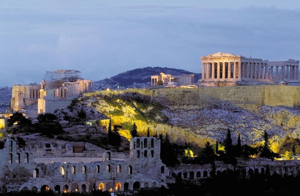 ギリシャの世界遺産・アテネのアクロポリス