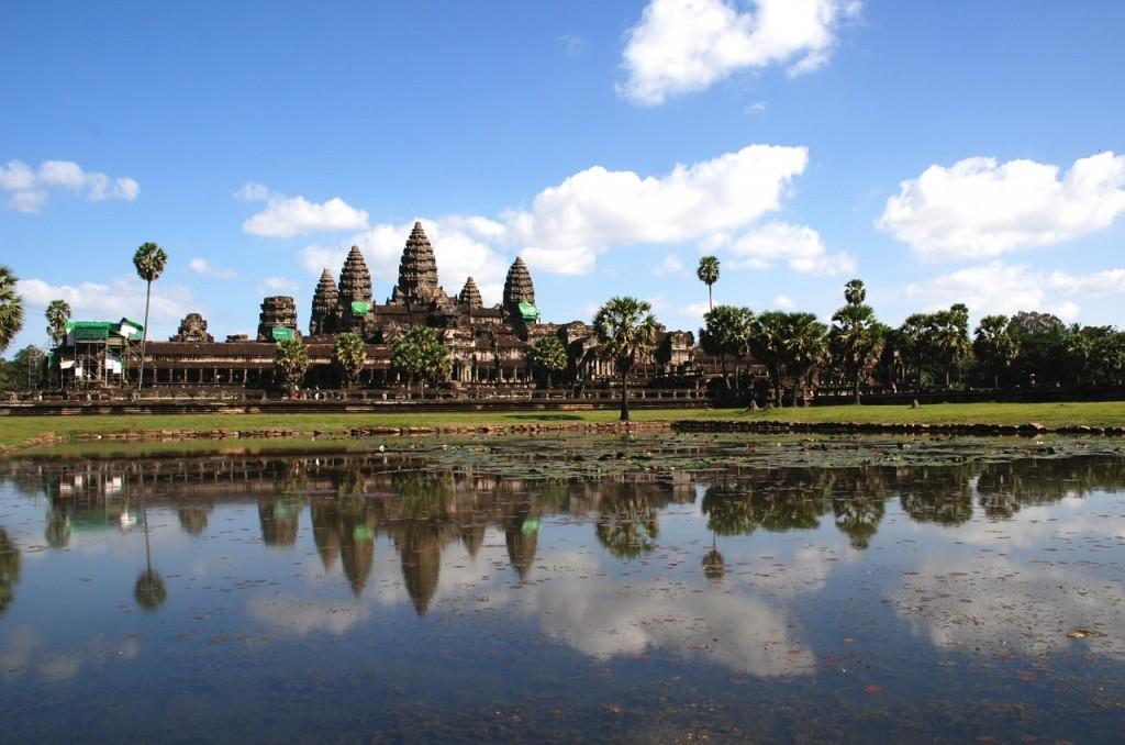 カンボジアの世界遺産:アンコール・ワット