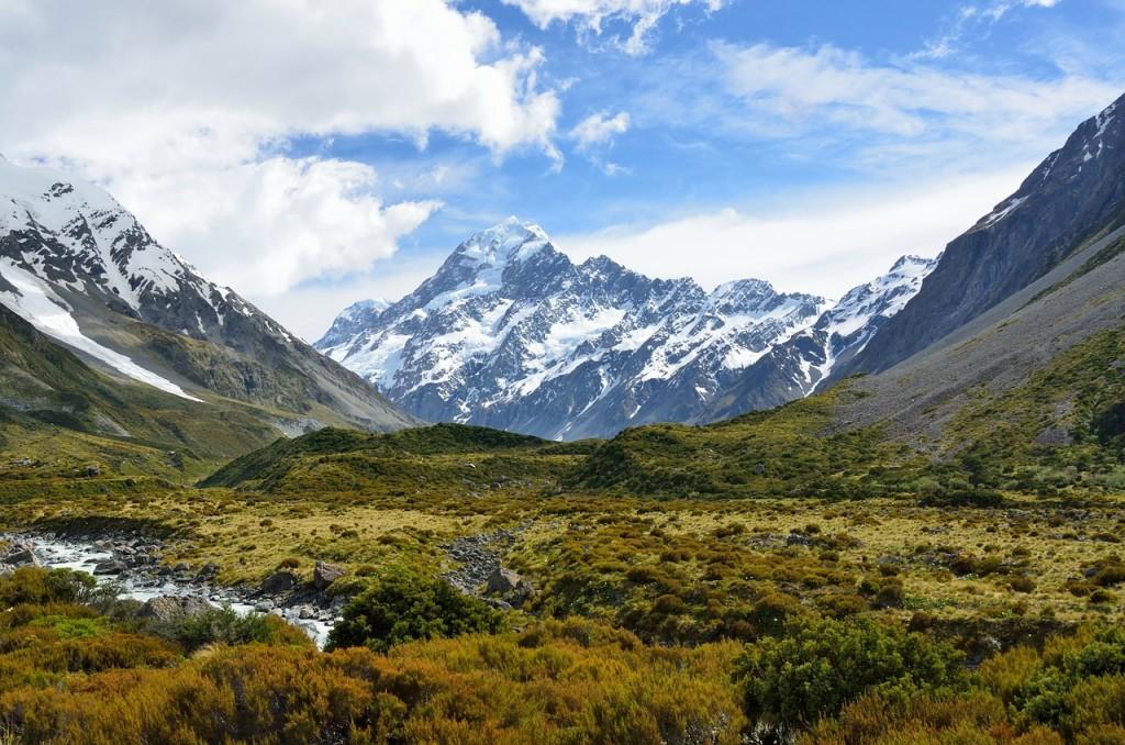 ニュージーランドの世界遺産・テワヒポウナム