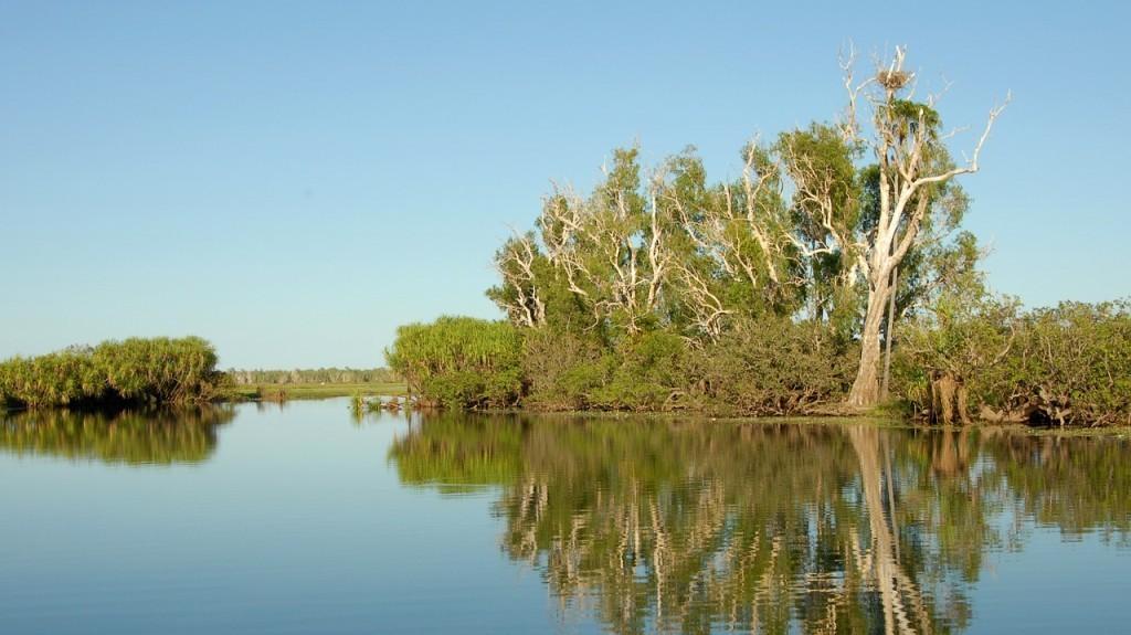 オーストラリアの世界遺産:カカドゥ国立公園