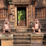 カンボジアの世界遺産:アンコールワットの第三回廊と遺跡の見どころ 観光・旅行情報まとめ
