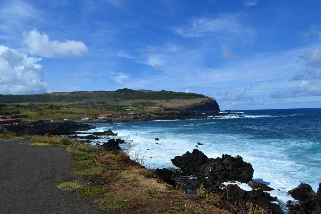 チリの世界遺産:ラパ・ヌイ国立公園(イースター島)とモアイ