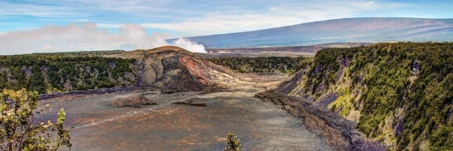 ハワイの世界遺産・ハワイ火山国立公園