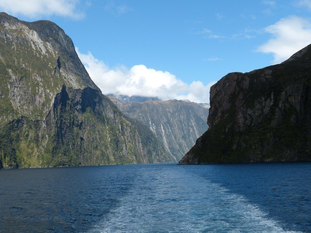 ニュージーランドの世界遺産:テ・ワヒポウナム