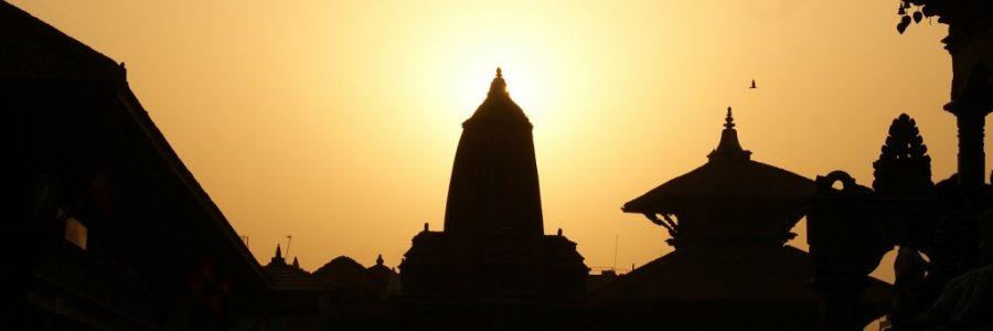 ネパールの世界遺産・カトマンズ盆地
