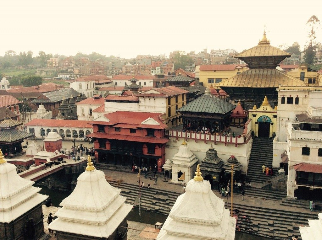 ネパールの世界遺産:カトマンズ盆地