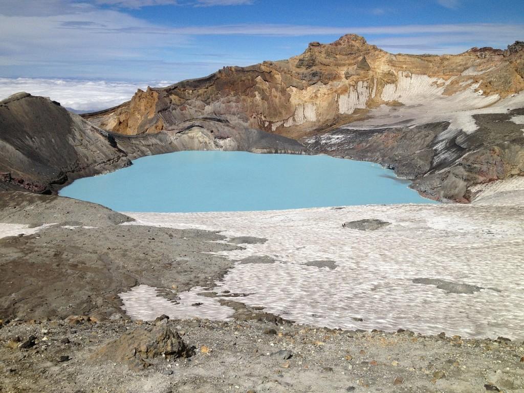 ニュージーランドの世界遺産:トンガリロ国立公園