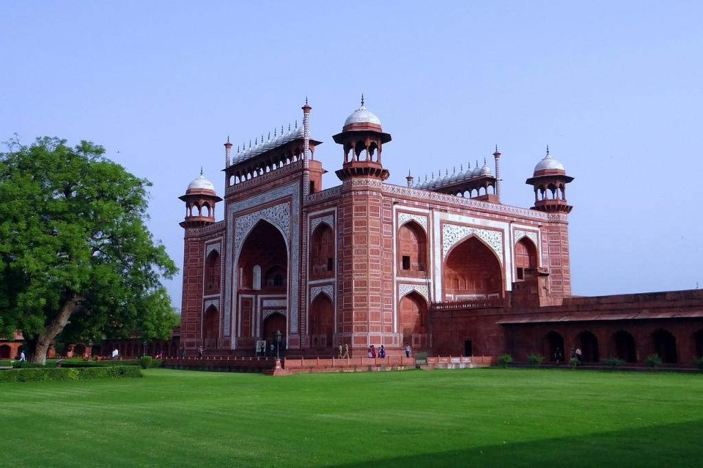 インドの世界遺産:タージ・マハル
