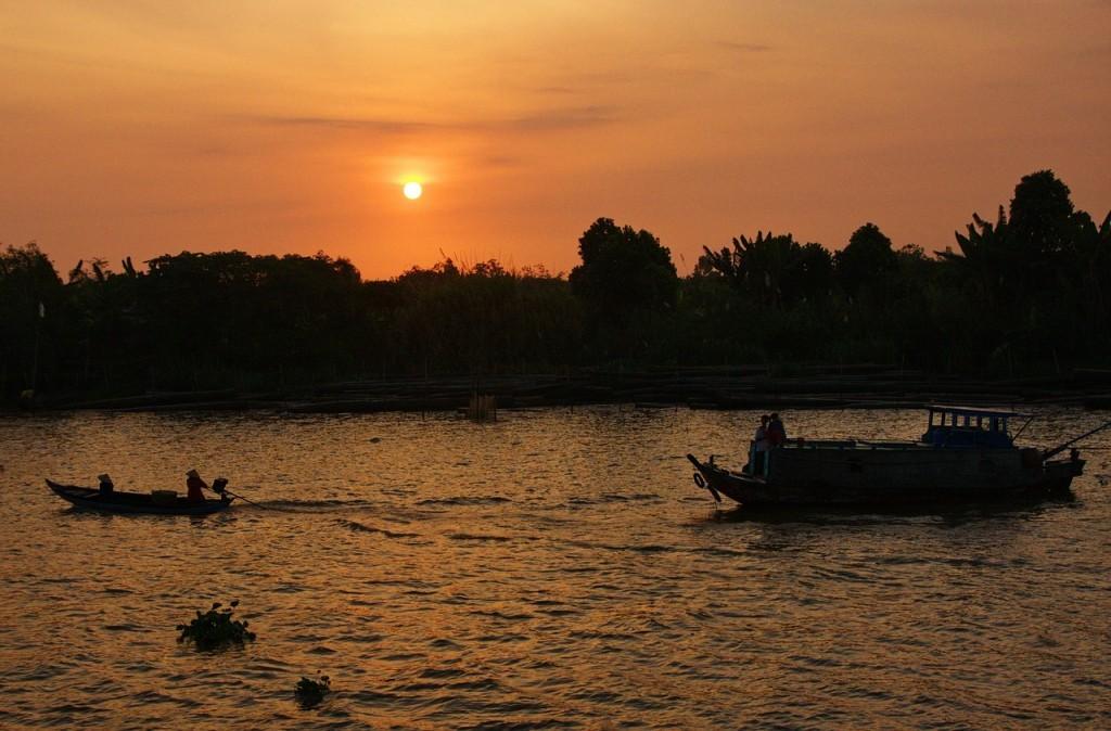 ベトナムの世界遺産:ハロン湾