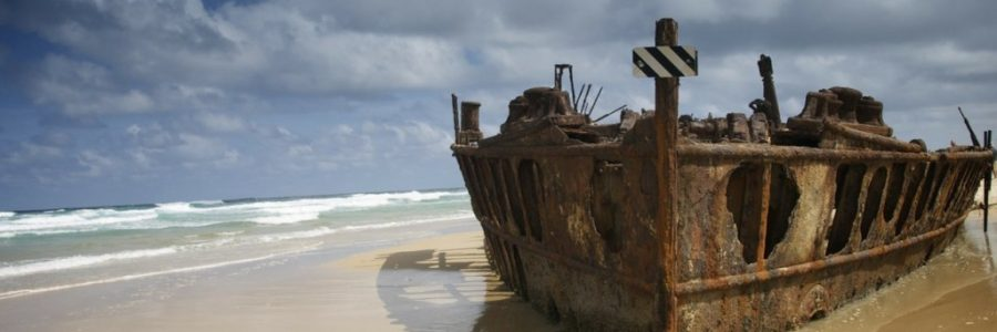オーストラリアの世界遺産・フレーザー島