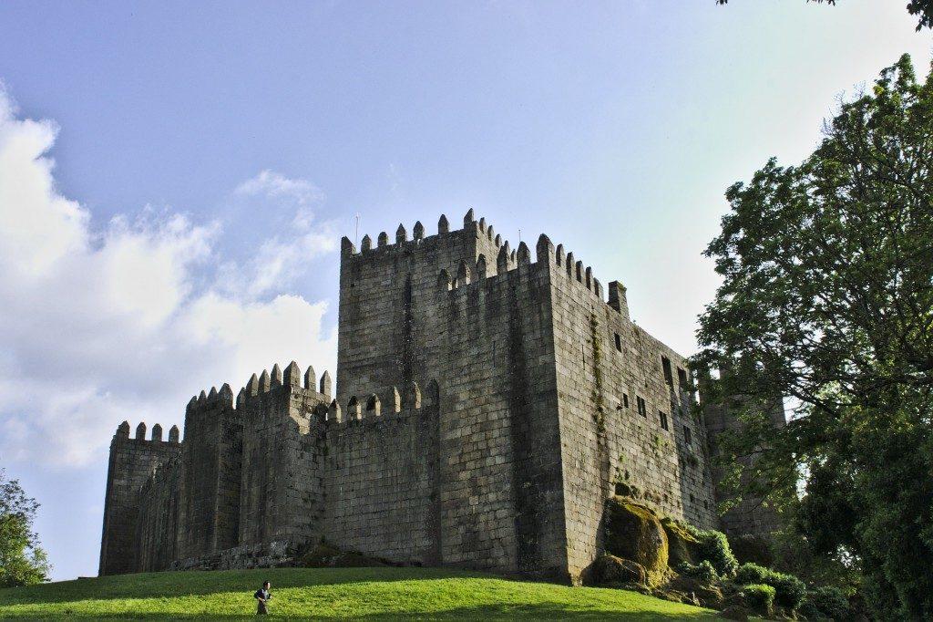 ポルトガルの世界遺産:ギマランイス歴史地区