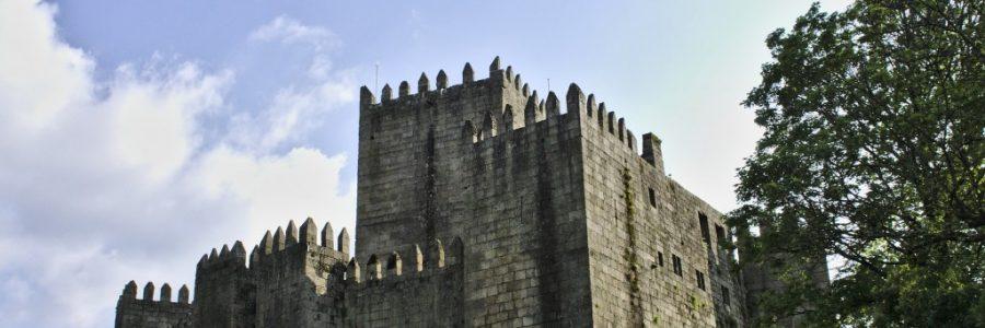 ポルトガルの世界遺産・ギマランイス歴史地区