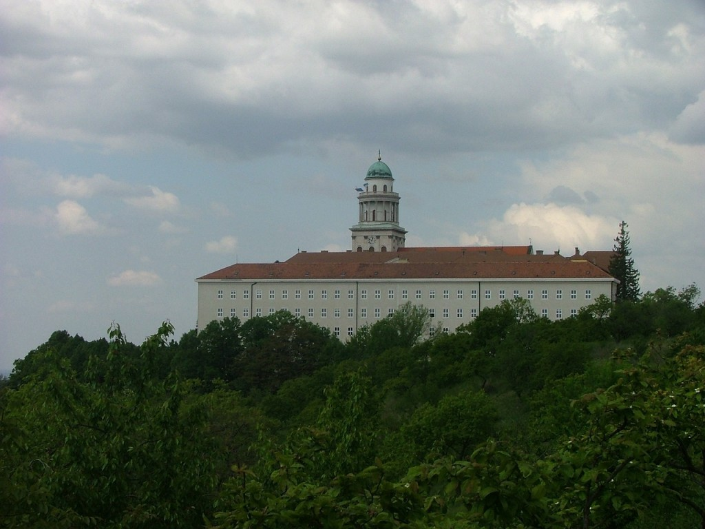ハンガリーの世界遺産:パンノンハルマ