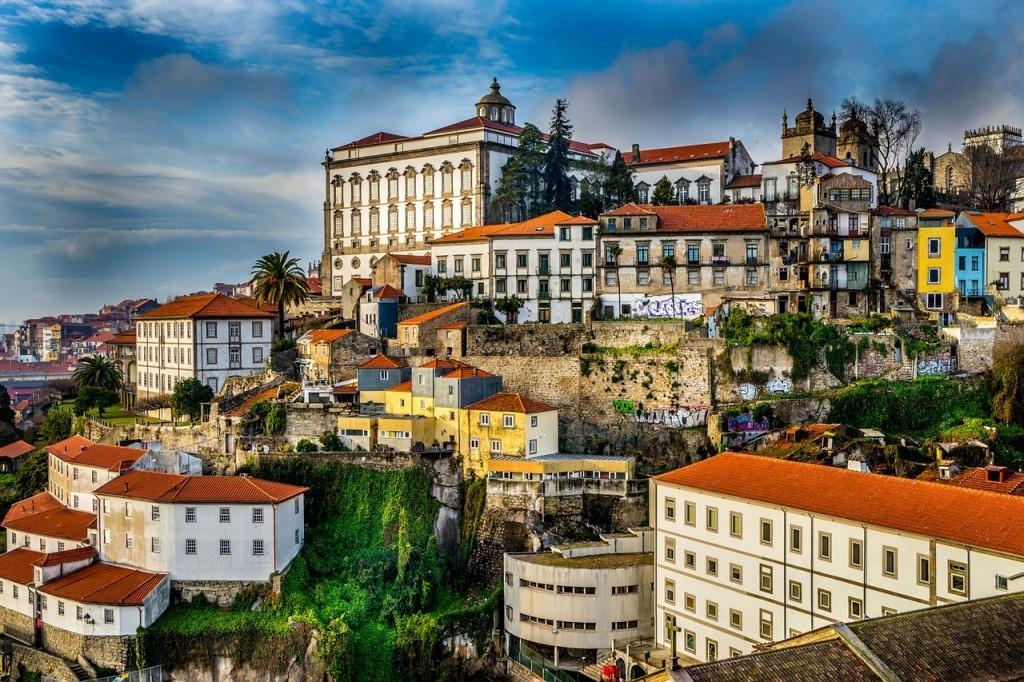 ポルトガルの世界遺産:ポルト歴史地区