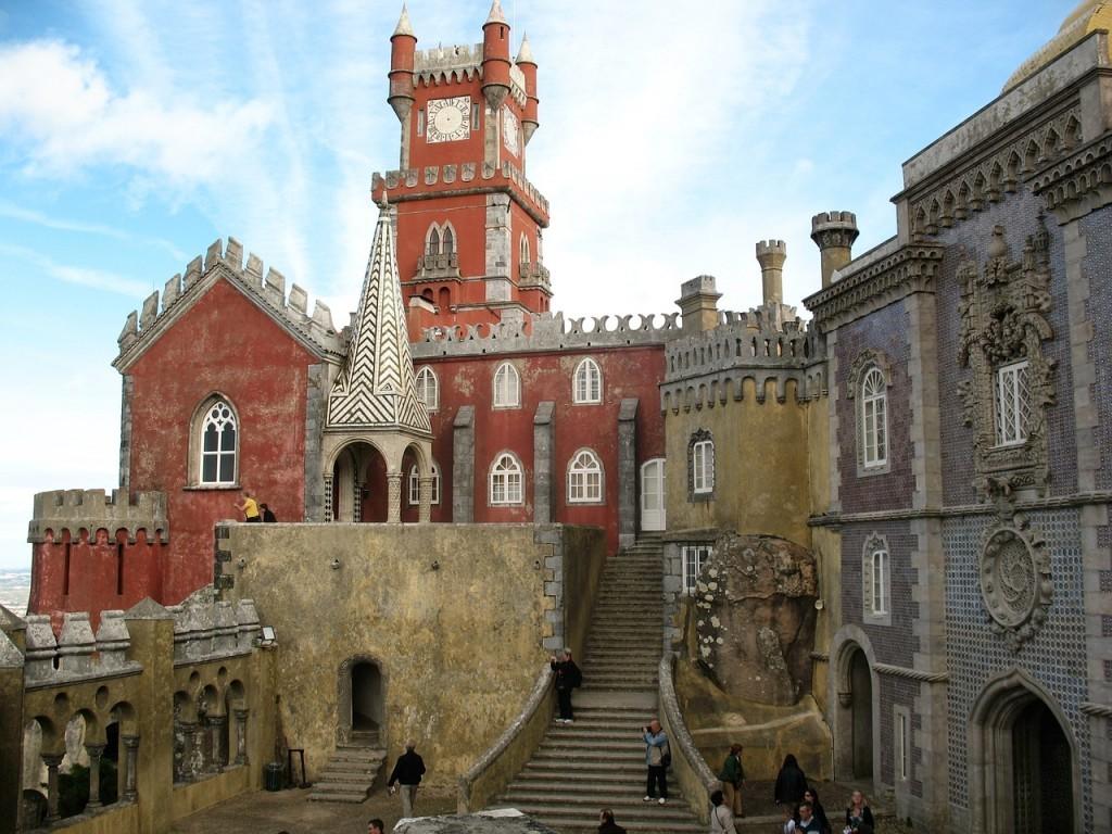 ポルトガルの世界遺産:シントラの文化的景観