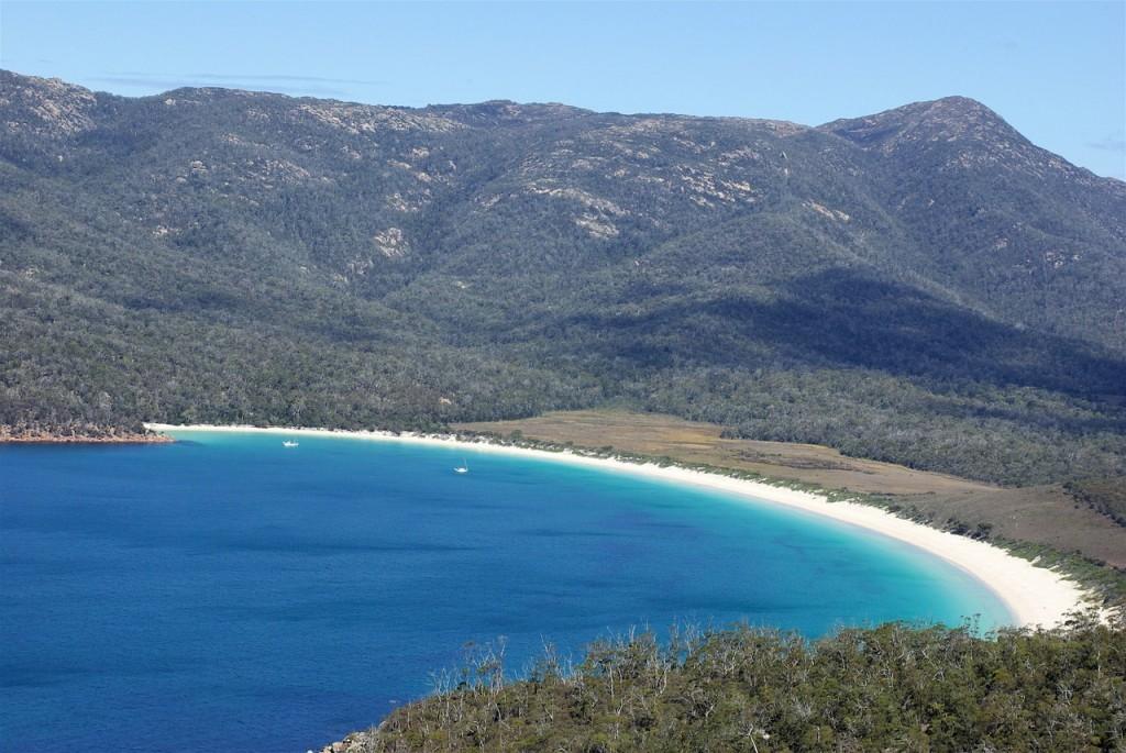 オーストラリアの世界遺産:タスマニア原生地域