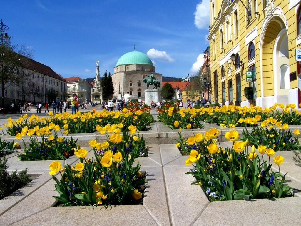 ハンガリーの世界遺産:ペーチにある初期キリスト教墓地遺跡