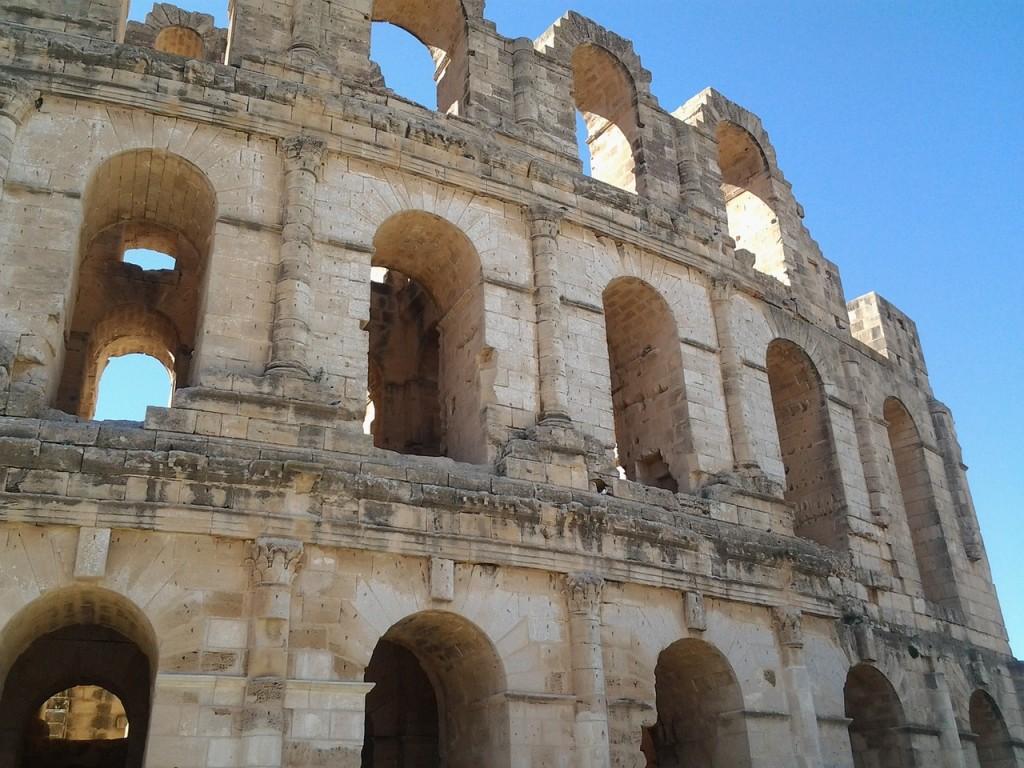 チュニジアの世界遺産:カルタゴ遺跡
