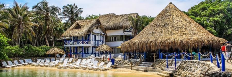 コロンビアの世界遺産・カルタヘナの港と要塞群