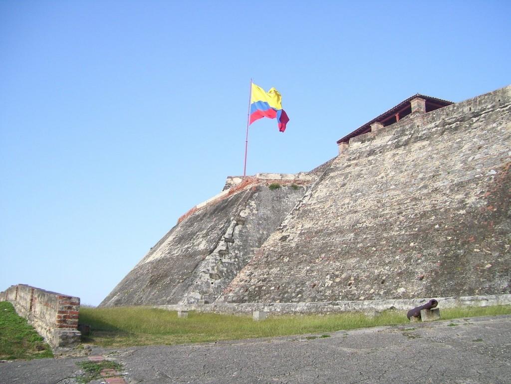 コロンビアの世界遺産:カルタヘナの港と要塞