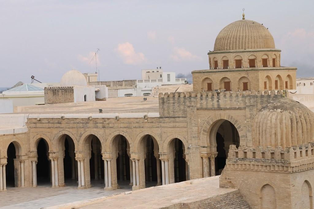 チュニジアの世界遺産:チュニス旧市街