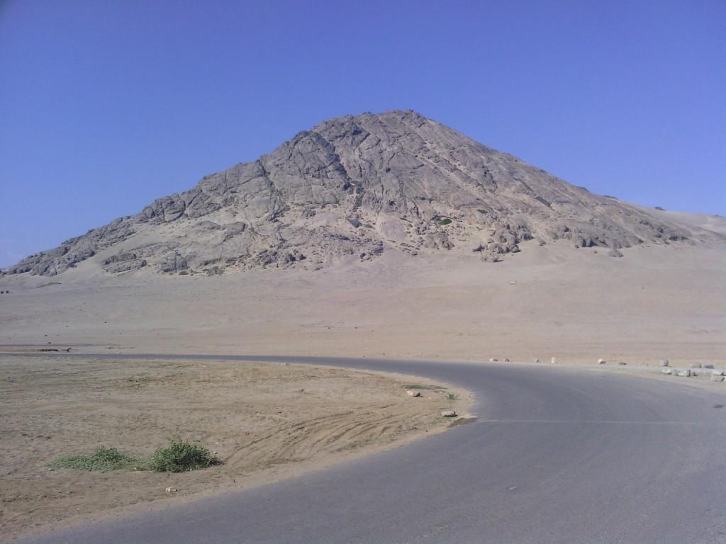 ペルーの世界遺産:チャンチャン遺跡地帯