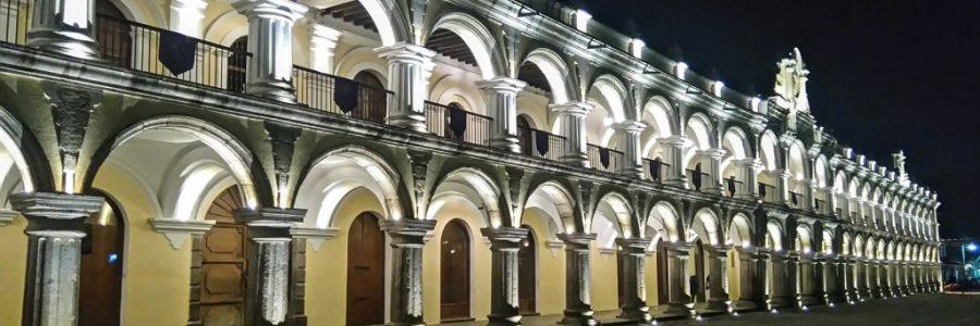 グアテマラの世界遺産・アンティグア