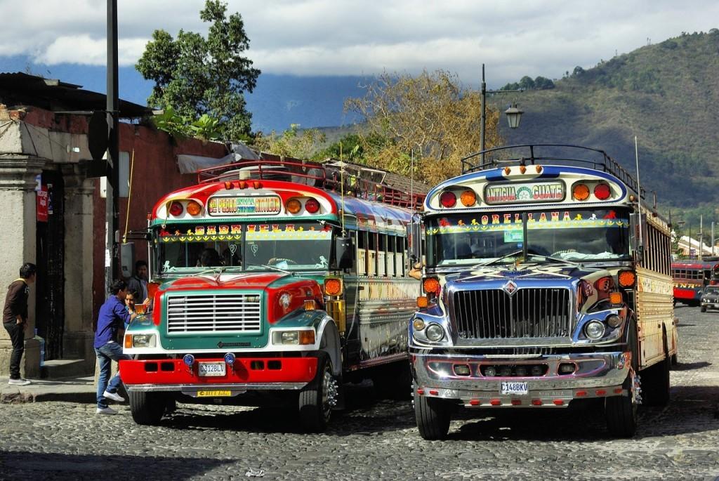 グアテマラの世界遺産:アンティグア・グアテマラ