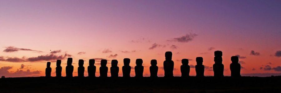 チリの世界遺産:ラパヌイ国立公園とイースター島