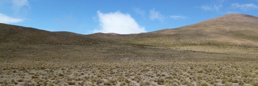 アルゼンチンの世界遺産・ケブラーダデウマワーカ