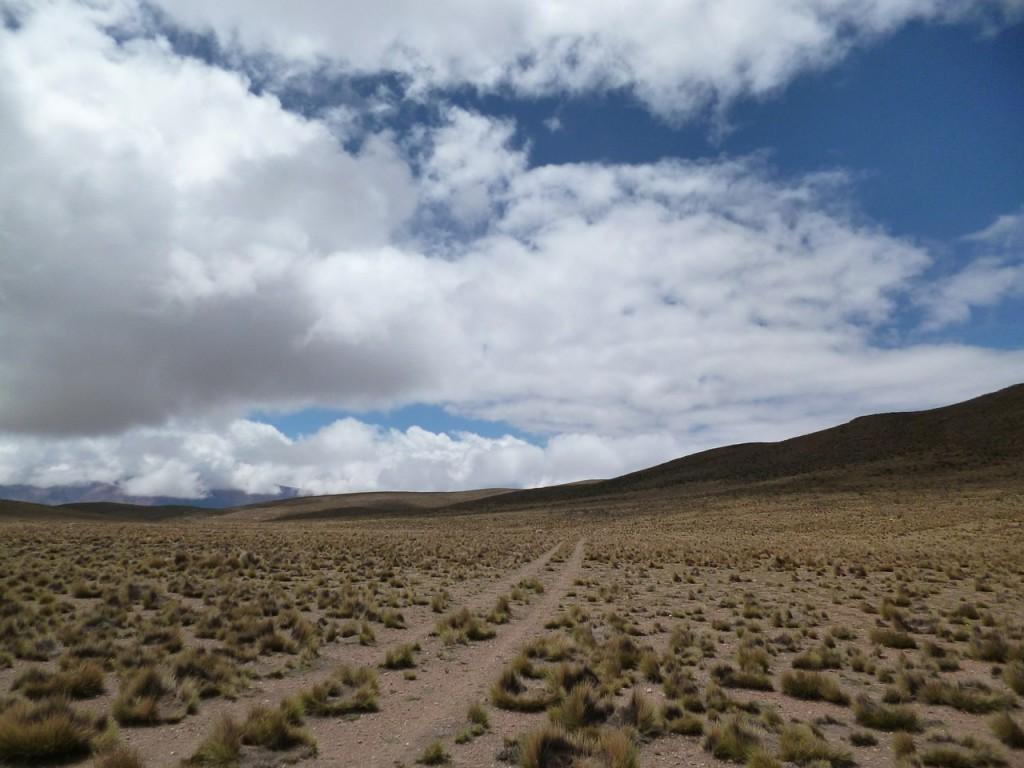 アルゼンチンの世界遺産:ケブラーダ・デ・ウマワーカ