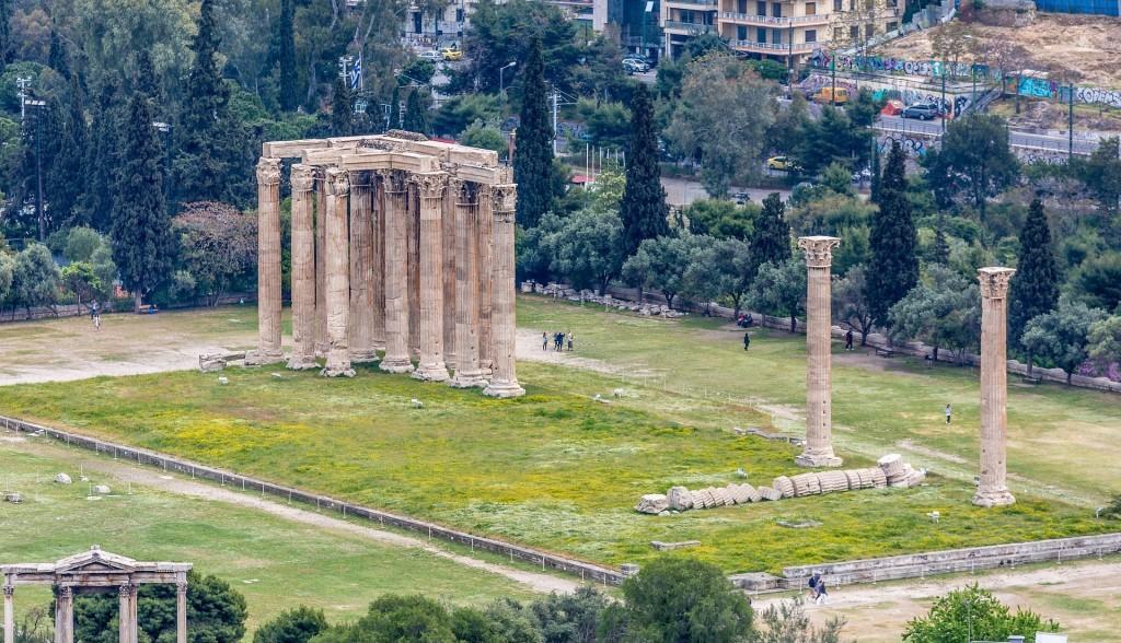 ギリシャの世界遺産:アテネのアクロポリス