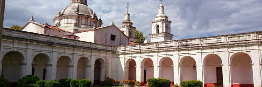 アルゼンチンの世界遺産・コルドバのイエズス会管区