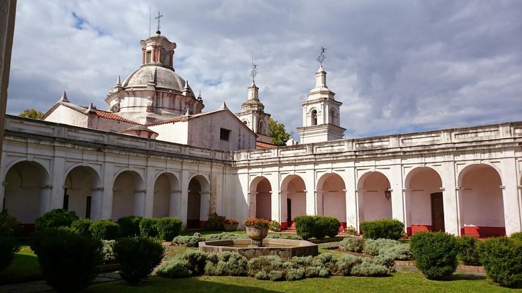 アルゼンチンの世界遺産:コルドバのイエズス会管区