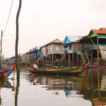 カンボジアの気候と観光・旅行のベストシーズン