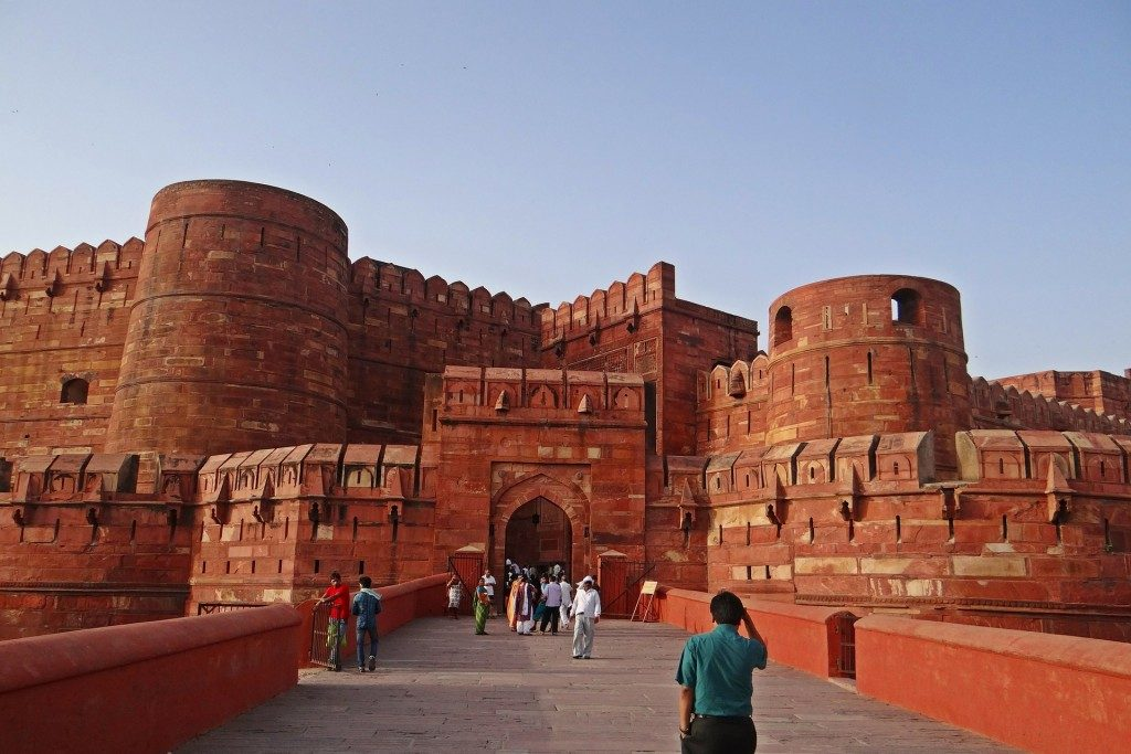 agra-fort-379666_1920