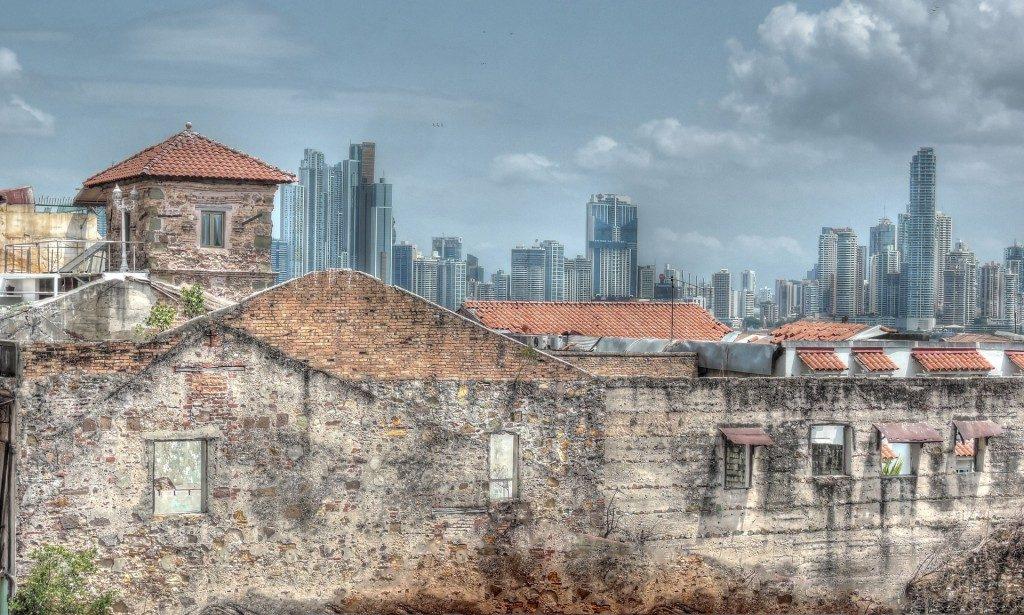 パナマの世界遺産:ビエホ古代遺跡と歴史地区