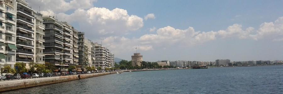 ギリシャの世界遺産・テッサロニキ