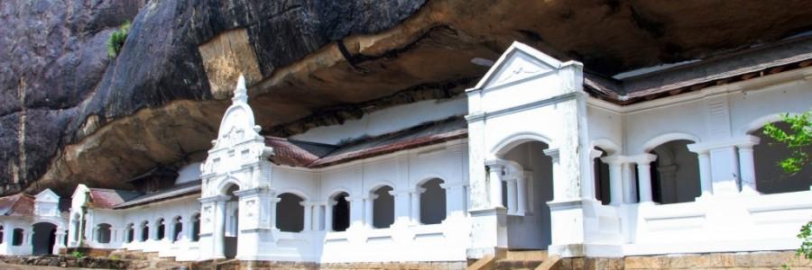 スリランカの世界遺産・シギリヤロックとダンブッラ