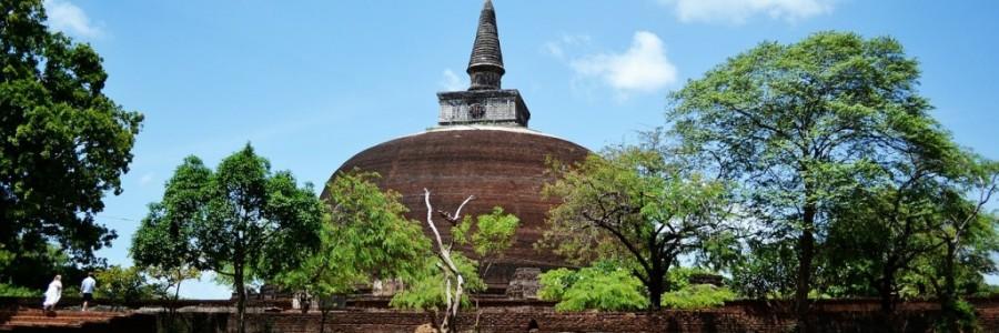 スリランカの世界遺産・古代都市ポロンナルワ