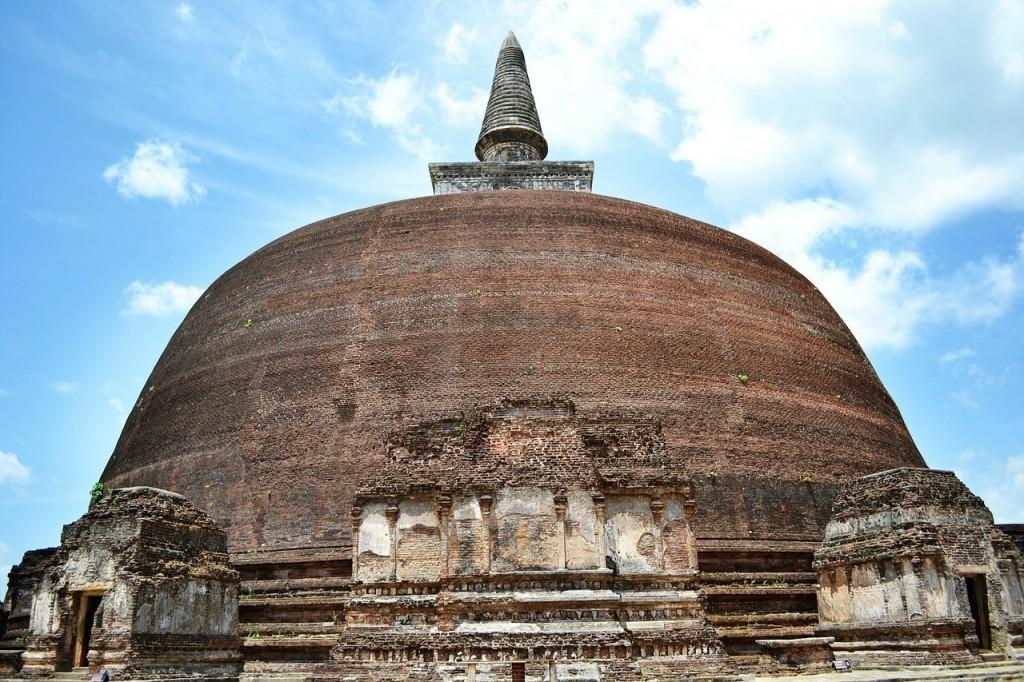 スリランカの世界遺産:古代都市ポロンナルワ