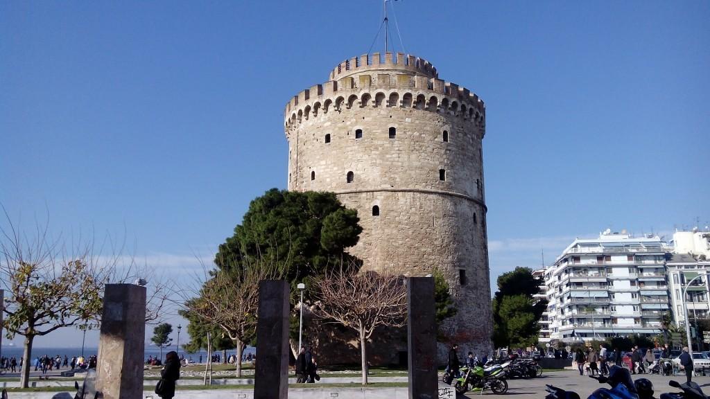 ギリシャの世界遺産:テッサロニキの初期キリスト教とビザンティン様式の建造物群