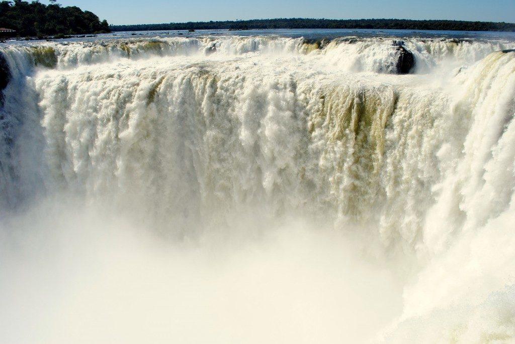 アルゼンチンとブラジルの世界遺産:イグアス国立公園