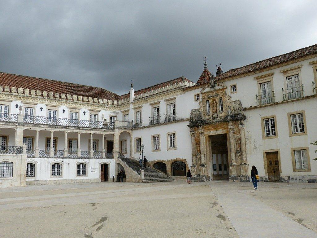 ポルトガルの世界遺産:コインブラ大学−アルタとソフィア
