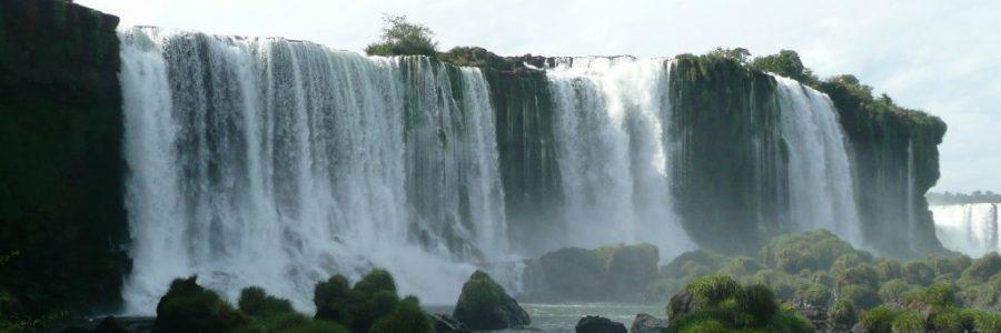 アルゼンチンとブラジルの世界遺産・イグアス国立公園