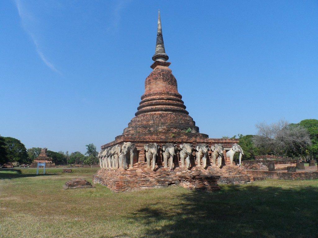 タイの世界遺産:古代都市スコータイ