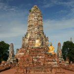 タイ:アユタヤの見どころ、天気や移動手段、象乗りや日本人村など、観光・旅行情報まとめ