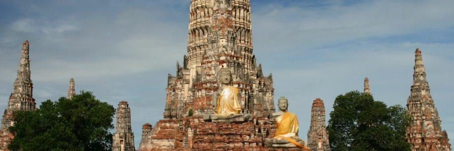 タイの世界遺産・古都アユタヤ