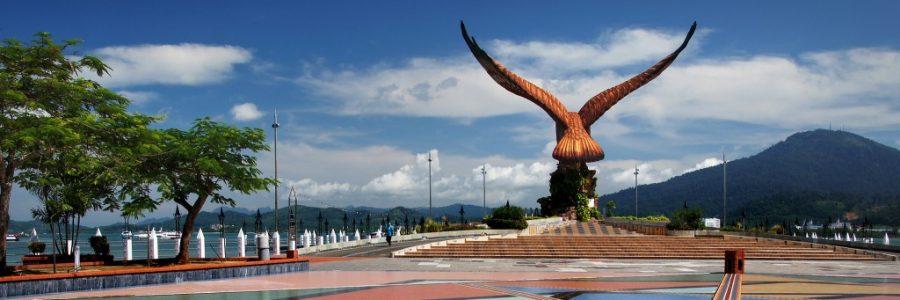 ブルネイとマレーシアの陸路の国境で入国