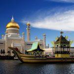 ブルネイの基本情報:国旗、時差、言語、人口、宗教、首都、治安、飲料水など